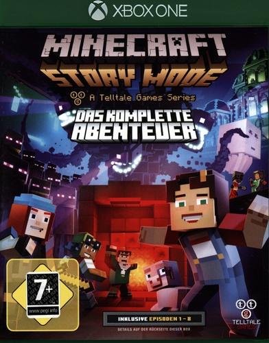 Minecraft Story Mode - Das komplette Abenteuer [XONE]