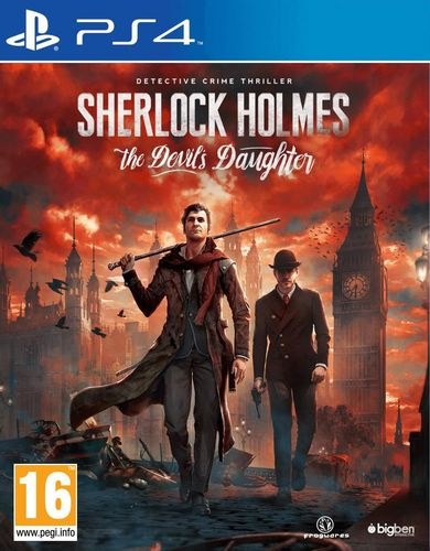 Sherlock Holmes - The Devil's Daughter [PS4]