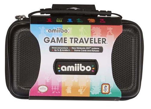 amiibo Game Traveler - assorted