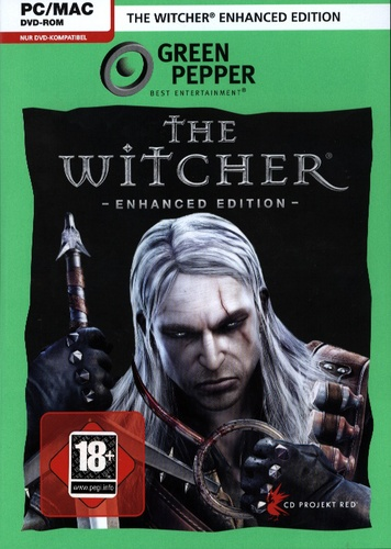 Green Pepper: The Witcher 1