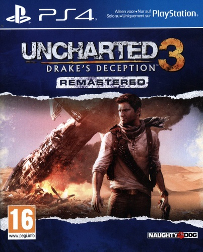 Uncharted 3 [PS4]