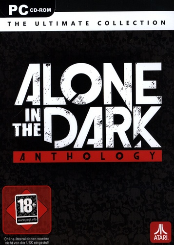 Pyramide: Alone in the Dark - Anthology [DVD]