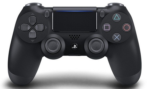 Dualshock 4 Wireless Controller - black [PS4]