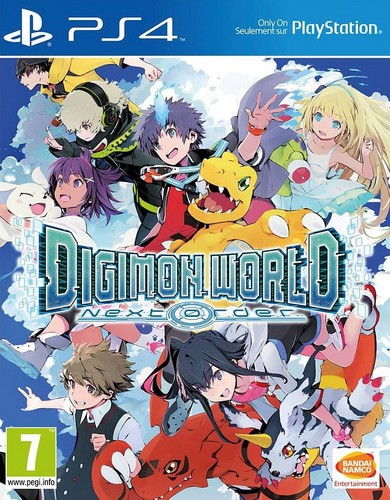 Digimon World - Next Order [PS4]
