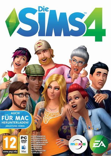 The Sims 4 [DVD]