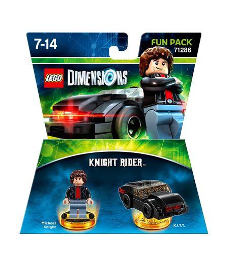 LEGO Dimensions Fun Pack - Knight Rider