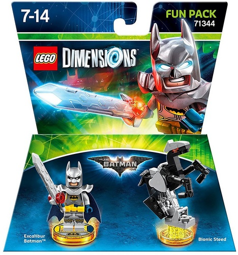 LEGO Dimensions Fun Pack - LEGO Batman Movie