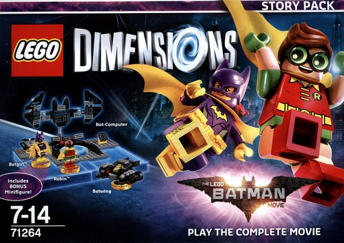 LEGO Dimensions Story Pack - LEGO Batman Movie