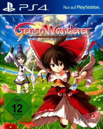 Touhou Genso Wanderer [PS4] (E/d)
