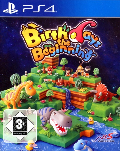 Birthdays The Beginning [PS4] (E/d)