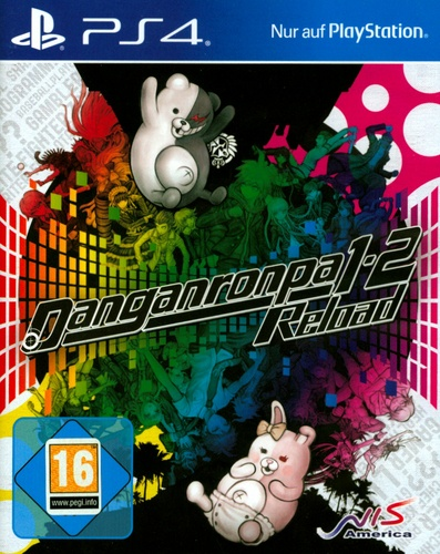 Danganronpa 1-2 Reload [PS4] (E/d)
