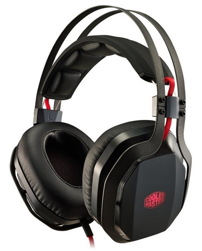 MasterPulse Pro over-ear Bass FX Gaming Headset