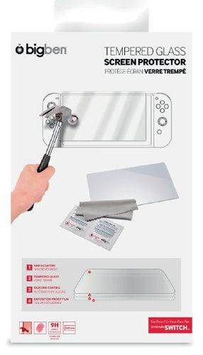 Nintendo Switch Tempered Glass Screen Protector [NSW]