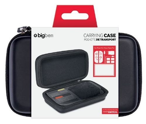 Nintendo Switch Classic Case - black [NSW]