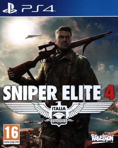 Sniper Elite 4 Italia [PS4]