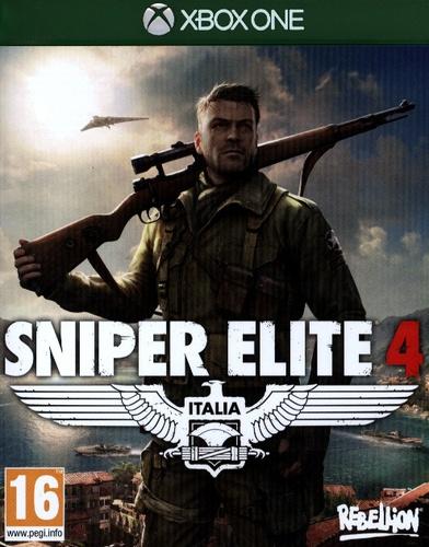 Sniper Elite 4 Italia [XONE]