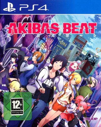 Akiba's Beat [PS4] (E/d)