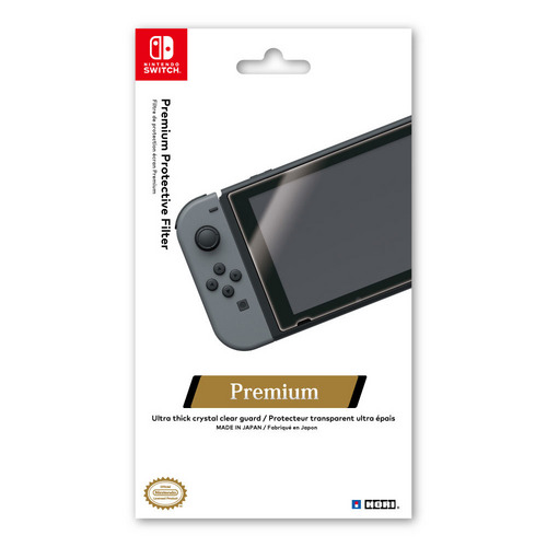 Nintendo Switch - Premium Screen Protective Filter [NSW]