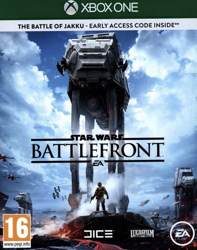 Star Wars: Battlefront [XONE]