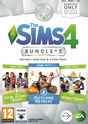 The Sims 4 - Bundle 2 [DVD]