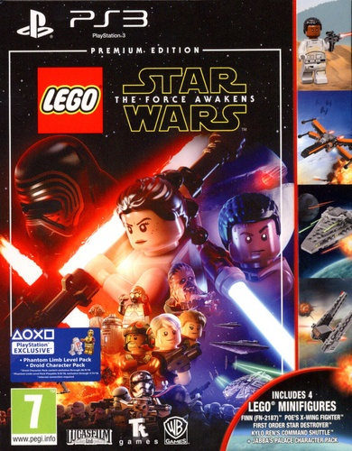 LEGO Star Wars The Force Awakens Premium Edition