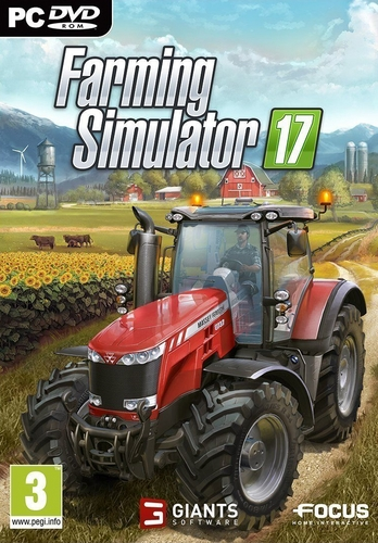 Farming Simulator 2017 [DVD]