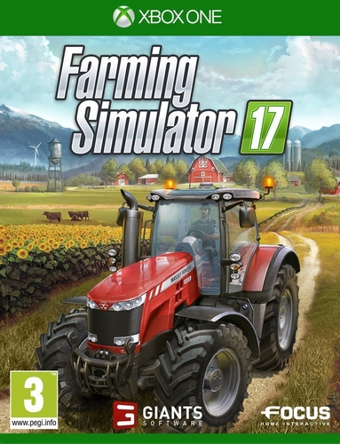 Farming Simulator 2017 [XONE]