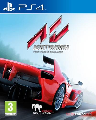 Assetto Corsa - Racing Simulator [PS4]