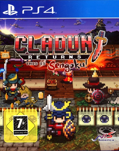 Cladun Returns: This is Sengoku! [PS4] (E/d)