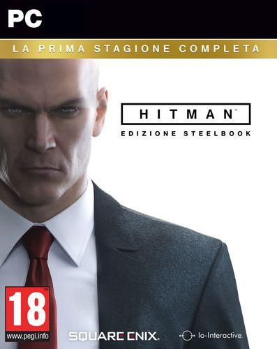 Hitman La Prima Stagione Steelbook Ed.