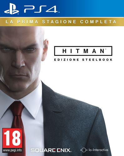 Hitman La Prima Stagione Steelbook Ed. [PS4]
