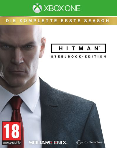 Hitman: Die komplette erste Season - Day One Edition [XONE]