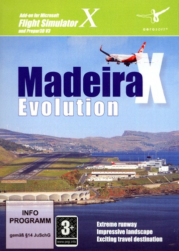 Madeira X Evolution [Add-On]
