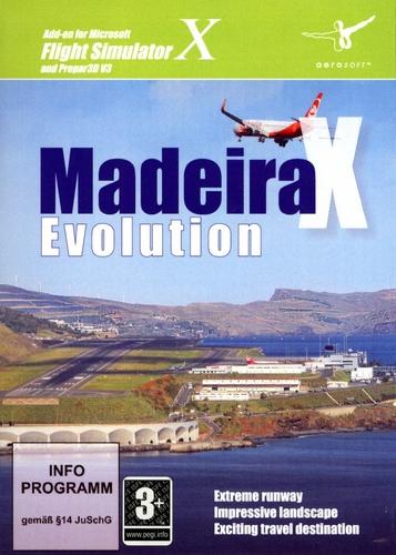 Madeira X Evolution [Add-On]