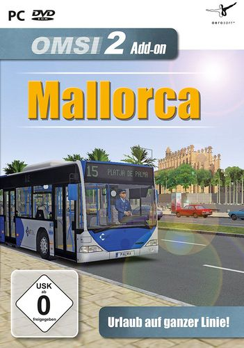 Mallorca für OMSI 2 [Add-On]