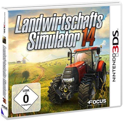 Landwirtschafts- Simulator 2014