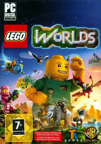 LEGO Worlds [DVD]