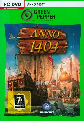 Green Pepper: Anno 1404 [DVD]