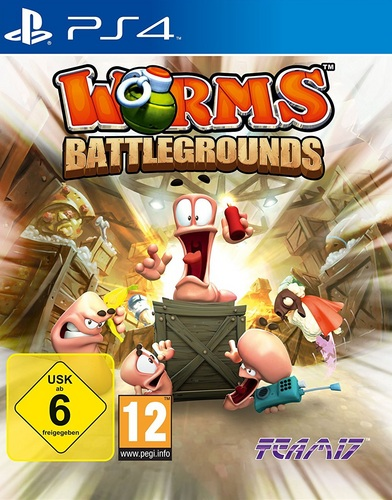 Worms Battleground [PS4]