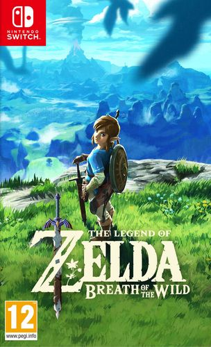 The Legend of Zelda: Breath of the Wild [NSW]