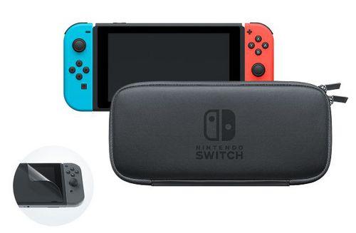 Nintendo Switch - Tasche inkl. Schutzfolie [NSW]