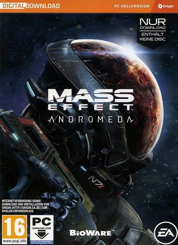 Mass Effect - Andromeda [DVD]