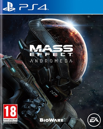 Mass Effect - Andromeda [PS4]