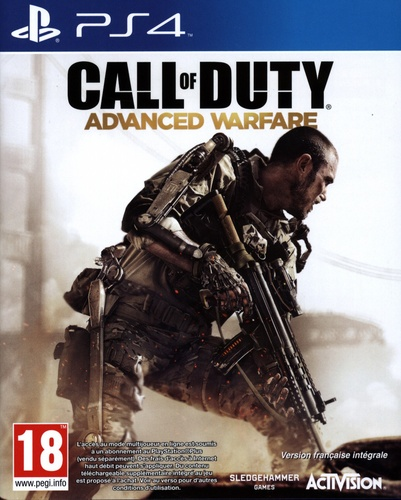 Call of Duty Advanced Warfare [PS4]