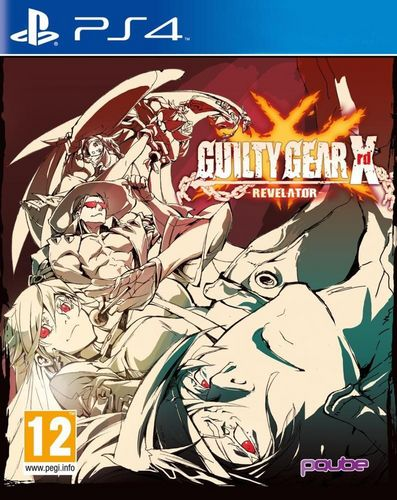 Guilty Gear XRD - Revelator [PS4]