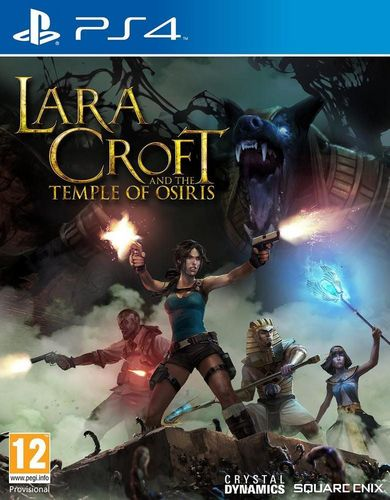 Lara Croft et le Temple d'Osiris [PS4]
