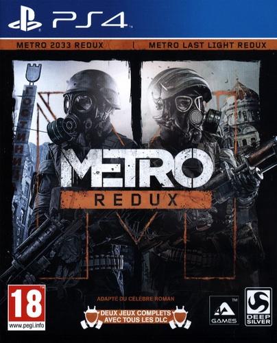 Metro Redux [PS4]