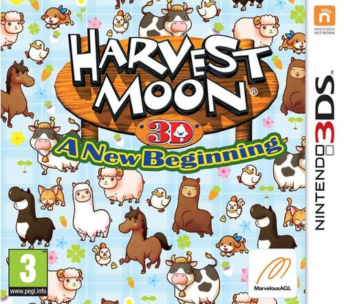 Harvest Moon A New Begining
