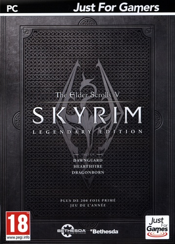 The Elder Scrolls 5 Legendary - Skyrim [DVD]