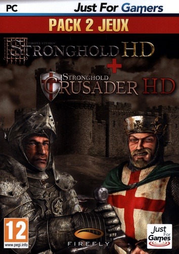 Stronghold HD + Strongold Crusader HD [DVD]